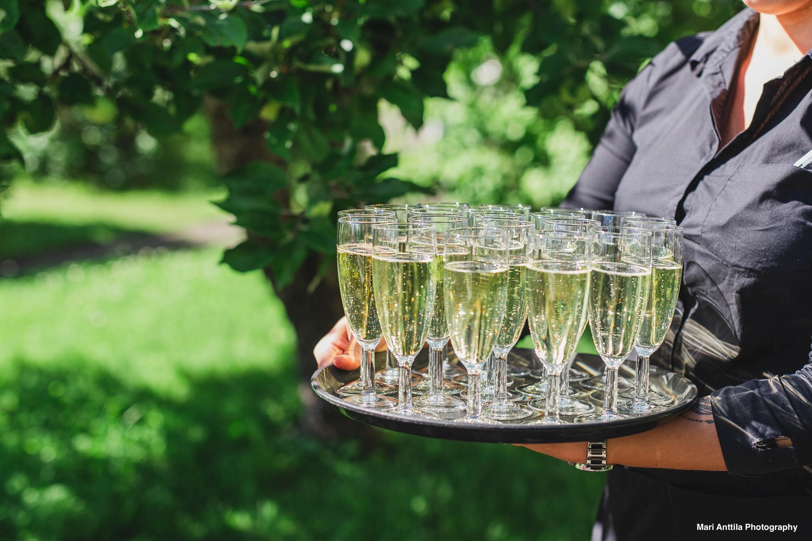 Toteutamme parhaat palvelut juhlapäiväänne yhteistyökumppaneidemme kanssa Turku